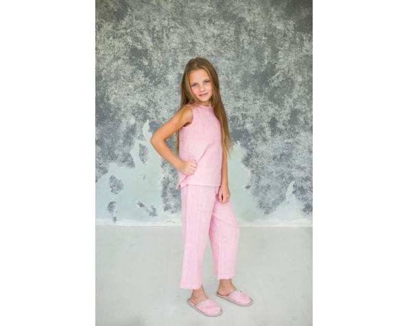 nightwear-set-art-ll079t-100-linen-ow-pink-melange-110-cm-4_1573731359-f18634387686fc79ee85f9c40a74e5bc.jpg